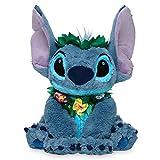 Disney Stitch Mittelgroß Kuscheltier im Hawaii Outfit 30cm – Lilo und Stitch