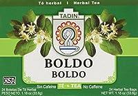 Tadin Boldo Herbal Tea (24 Teabags)