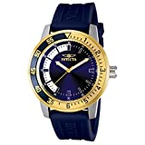 Invicta Specialty Analog Blue Dial Men