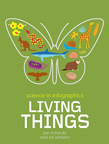 Living Things (Science in Infographics)