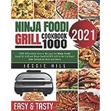 ninja foodi air fry smart xl grill cookbook: 1000 Affordable Savory Recipes for Ninja Foodi Smart XL Grill and Ninja…