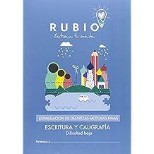 Amazon.es: Cuadernos Rubio
