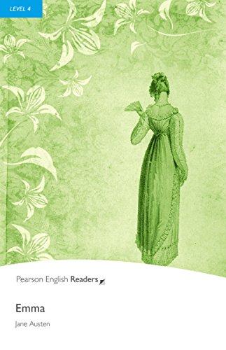 Emma - Englisch-Lektüre für Fortgeschrittene ab B1 (Pearson Readers - Level 4)