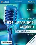 Cambridge IGCSE® First Language English Teacher's Resource with Cambridge Elevate (Cambridge International IGCSE)