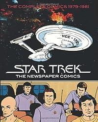 By Thomas Warkentin Star Trek: The Newspaper Strip, Vol. 1 (Library of American Comics) [Hardcover]