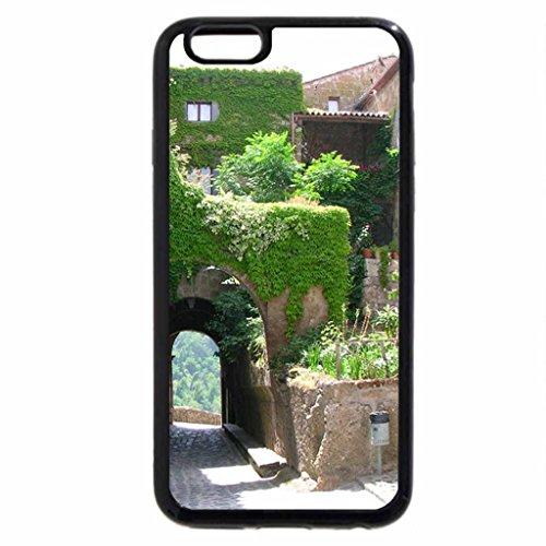 iPhone 6S / iPhone 6 Case (Black) Italy, La Spezia, Cinque Terre, Manarola