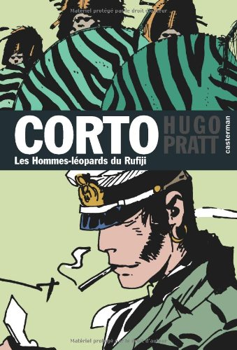 Corto, Tome 23 : Les Hommes-léopards du Rufiji