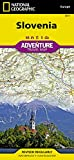 Slovenien: NATIONAL GEOGRAPHIC Adventure Maps
