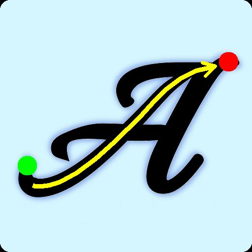 ecrire-abc-cursive-alphabets