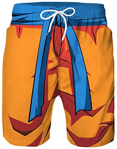 Ocean Plus Niño Pantalones Cortos de Natación Deportiva Secado Rápido Pantalones Cortos de Playa...