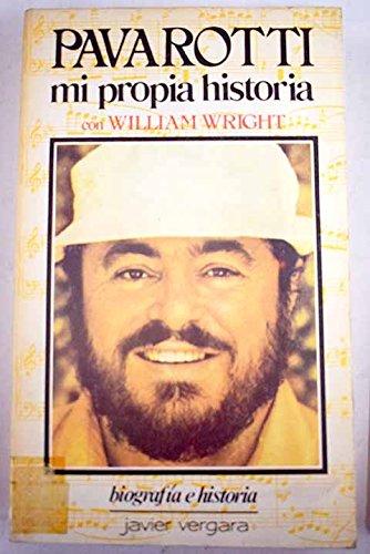 Pavarotti, mi propia historia