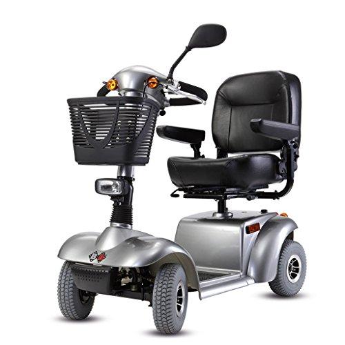Bischoff & Bischoff Elektromobil Fortis 6 km/h, das kleine City-Seniorenmobil, ein schönes E-Mobil inkl. Anlieferung/Einweisung/Aufbau vor Ort