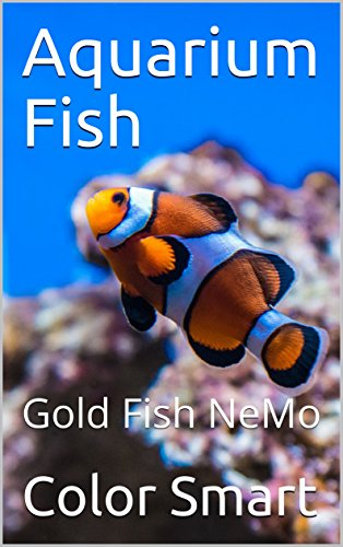 Fish NeMo (English Edition) (Aquarium Sea Horse)