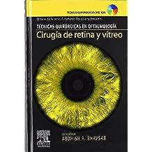Cirugía de retina y vítreo + DVD-ROM