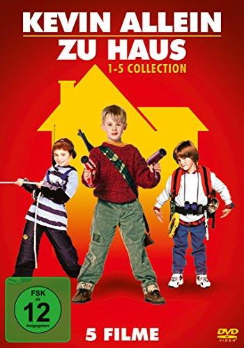 Kevin allein zu Haus - 1-5 Collection [5 DVDs] (Hause Zu Allein Film)