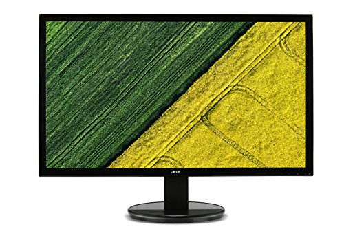 Acer K222HQL 21.5 Inch LED Display Monitor DVI, VGA, 1920 x 1080, Full HD, 5ms, 200cd/m2, VESA Mountable