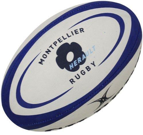 Gilbert Rugby Französisch Klub Montpellier 2013 Replik-kugel Spieler Training Bälle - 5 (Der Spieler-klub)