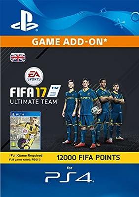 FIFA 17 Ultimate Team FUT Pointd