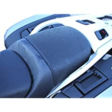 BMW R1200RT (2005–2013) triboseat sillín pasajero antideslizante Negro