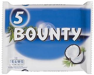 Bounty Milk Multipack 5 x 57 g (Pack of 7) (B004BKOVDC)   Amazon price tracker / tracking, Amazon price history charts, Amazon price watches, Amazon price drop alerts