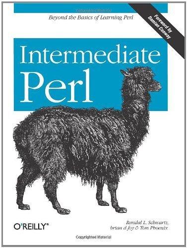 Intermediate Perl by Randal L. Schwartz (2006-03-18)