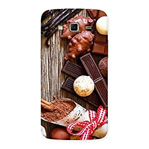 Cute Chocolate Candies Multicolor Back Case Cover for Samsung Galaxy Grand 2