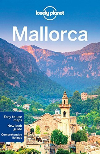 Lonely Planet Mallorca (Travel Guide) by Lonely Planet (2014-07-18)