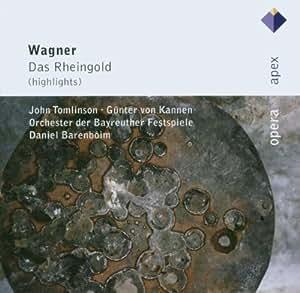 Wagner: Das Rheingold (Highlights)