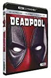 Deadpool [4K Ultra HD + Blu-ray + Digital HD]