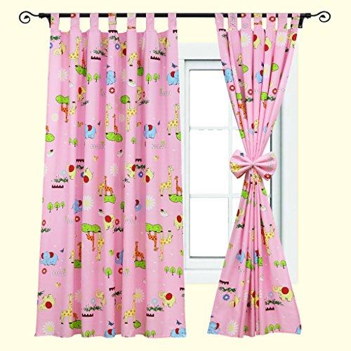joyswahl habitación de los Niños cortinas Niños y bebé cortinas con alzapaños–Cortina...