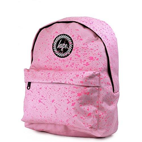 Hype - Mochila infantil rosa Pink/Pink