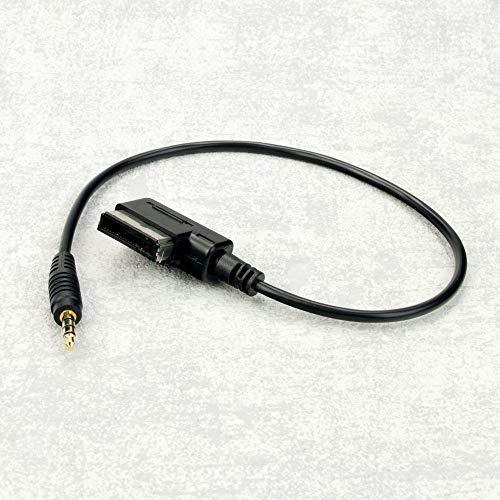 Auto Radioadapterkabel AUX Line-IN für Mercedes ab 2010 mit MMI Anschluss, Comand APS Radio (NTG4.5)