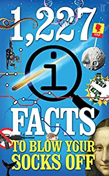 1,227 QI Facts To Blow Your Socks Off: Fixed Format Layout by [Lloyd, John, Mitchinson, John, Harkin, James]