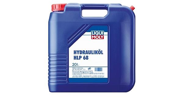 Liqui Moly Hydraulic Oil Hlp 68 20l 1113 Auto