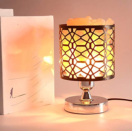 Himalaya-Salzlampe, Containersalzlampe, Eiserne Salzlampe, Dekorative Salzlampe, westeuropäischer Landwind,Europeanregulations