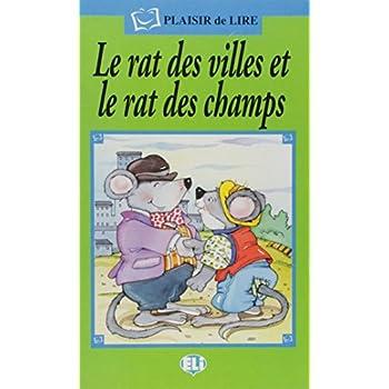 La Rat De Ville Et Le Rat Des Champs