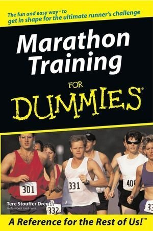 Marathon Training For Dummies by Tere Stouffer Drenth (2003-03-07)