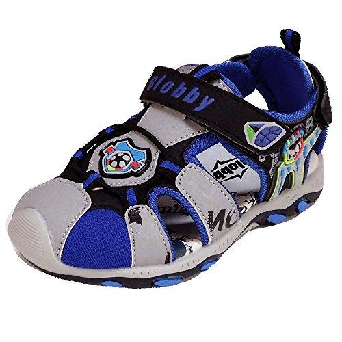 Enfants Sandales Bébé Sandales (184C) Chaussures pour enfants Enfants Sandales Chaussures Sandales pour enfant NEUF Bleu - Blau-Navy