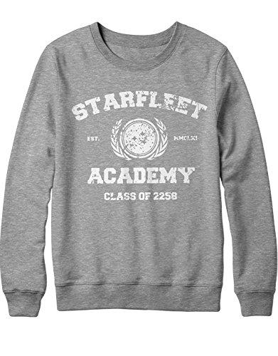 Sweatshirt Star Trek