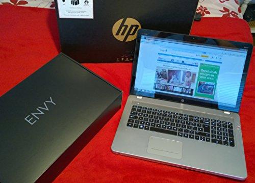 """HP ENVY 17-3002ea 2.2GHz i7-2670QM Intel Core i7 di seconda generazione 17.3"""" 1600 x 900Pixel Alluminio, Nero, Argento"""