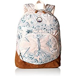 Roxy Women's Fairness Backpack, Pale Dogwood Floral Eclipse ERJBP03533