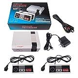 Lanlan: Video Spiele, Professionelle für Konsolen-Spiel für Kinder Classic Retro für NES mit 2integrierten Videospiel Controller 500TV