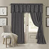 Best Home Fashion Curtain Rods - Elrene Home Fashions 026865901085 Blackout Energy Efficient Room Review