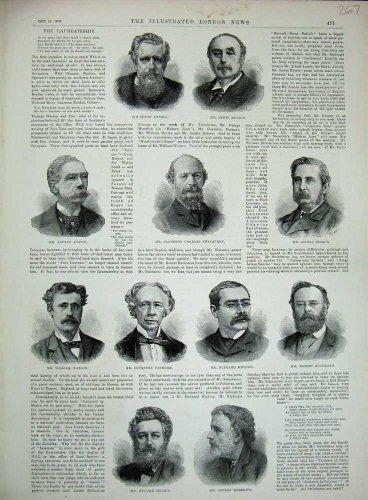 1892-Dichter-Arnold-Morris-Meredith-Kipling-Austin-Dobson