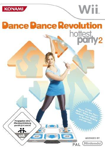 Dance Dance Revolution: Hottest Party 2 [Importación, usado segunda mano  Se entrega en toda España