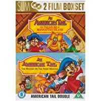 An American Tail 3 And 4 [DVD] by Larry Latham