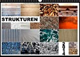 Strukturen (Wandkalender 2014 DIN A3 quer): Strukturen, Oberflächen, Muster, Materialien (Monatskalender, 14 Seiten)