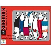 Djeco - Cartas sardines