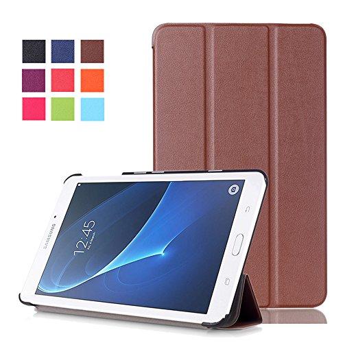 Galaxy-Tab-A-7-TascheCase-fr-Samsung-Tab-A6PU-Leder-Schutzhlle-Smart-Case-Cover-Hlle-fr-Samsung-Galaxy-Tab-A-70-Zoll-2016-SM-T280N-T285N-Tablet-mit-Support-Funktion