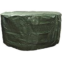 Selections - Funda impermeable redonda grande redondo para muebles de jardín